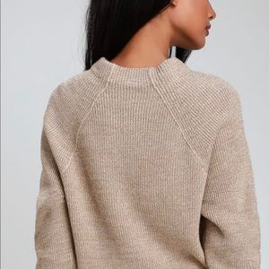 Free People Sweaters - Free People Too Good Knit Pullover Sweater